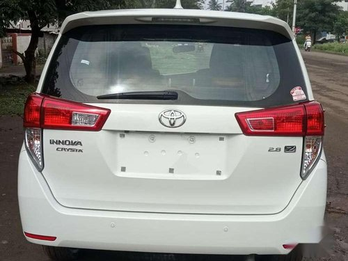 Used 2019 Toyota Innova Crysta AT for sale in Sangli