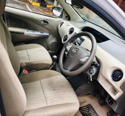 Used Toyota Platinum Etios 2014 MT for sale in Bangalore
