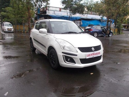 Maruti Suzuki Swift VXI 2017 MT for sale in Mumbai