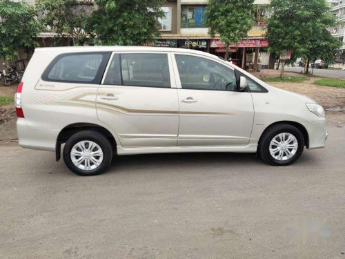 Toyota Innova 2.5 GX 8 STR, 2016, MT for sale in Surat