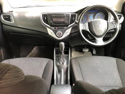Used Maruti Suzuki Baleno Zeta 2017 AT for sale in Ahmedabad