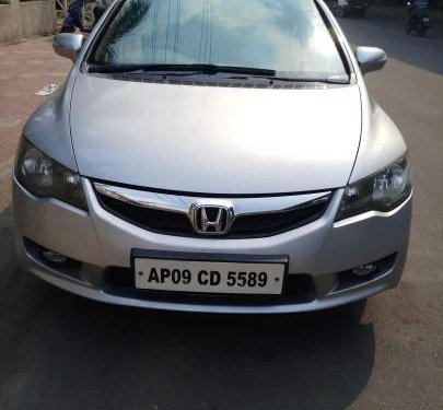 Used 2011 Honda Civic AT for sale in Hyderabad