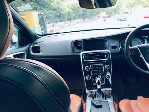 Used Volvo S60 Summum D4, 2018 AT for sale in Gurgaon