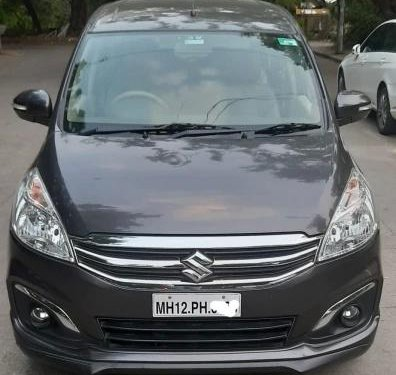 Used Maruti Suzuki Ertiga ZXI 2017 MT for sale in Pune