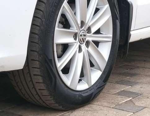 Used Volkswagen Vento TSI 2017 MT in Kolhapur
