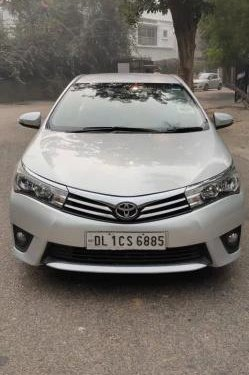 Used Toyota Corolla Altis G AT 2014 AT for sale in New Delhi