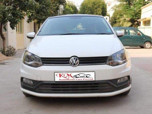 Volkswagen Ameo 1.5 TDI Comfortline 2017 AT in Ahmedabad