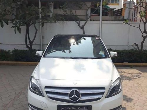 Used Mercedes Benz B Class 2014 AT for sale in Pune