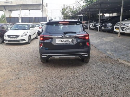Used 2019 Kia Seltos MT for sale in Hyderabad -2