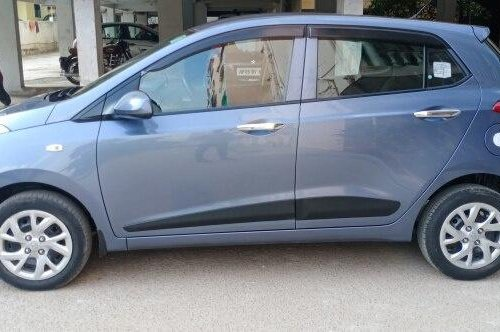 Used 2017 Hyundai Grand i10 MT for sale in Hyderabad