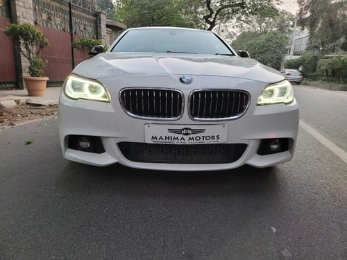 Used 2015 BMW 5 Series AT for sale in New Delhi