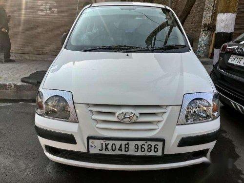 Used Hyundai Santro Xing GLS LPG 2012 MT for sale in Srinagar