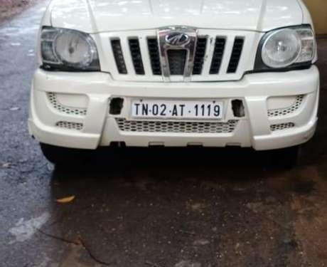 Used Mahindra Scorpio 2011 MT for sale in Chennai