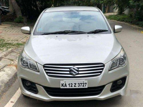 Used Maruti Suzuki Ciaz 2015 MT for sale in Nagar