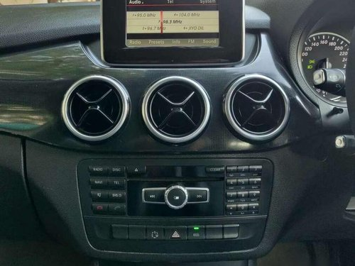 Used 2012 Mercedes Benz B Class AT for sale in Ahmedabad