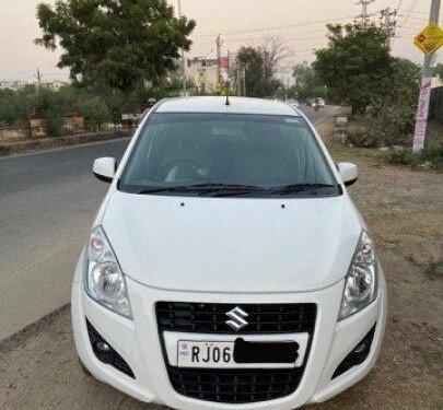 Used Maruti Suzuki Ritz 2014 MT for sale in Udaipur