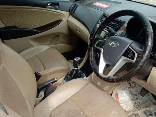 Used 2012 Hyundai Fluidic Verna MT for sale in Nagar