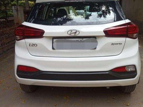 Hyundai Elite i20 Sportz 1.2 2018 MT for sale in Hyderabad