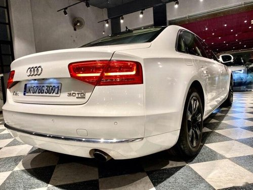 Used Audi A8 2014 AT for sale in New Delhi