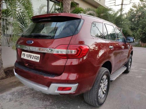 Used Ford Endeavour 2016 AT for sale in Ludhiana