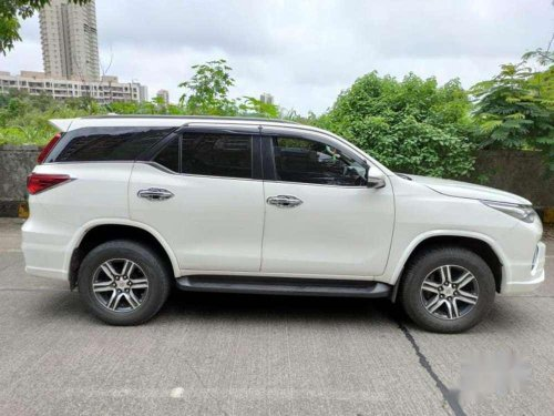 Used 2017 Toyota Fortuner MT for sale in Mumbai