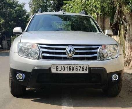 Used Renault Duster 2015 MT for sale in Ahmedabad