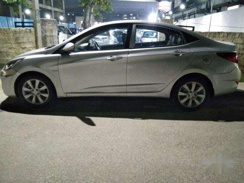 Used Hyundai Fluidic Verna 2012 MT for sale in Hyderabad