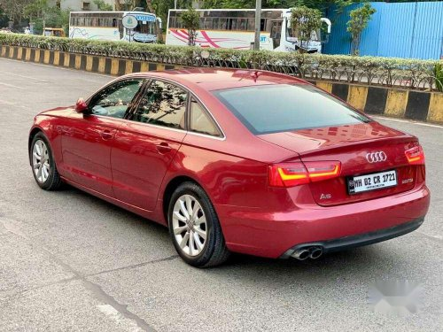 Used Audi A6 2.0 TDI 2014 AT for sale in Mumbai