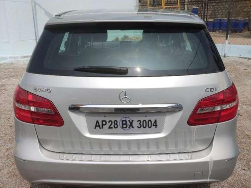 Used Mercedes Benz B Class 2013 AT for sale in Hyderabad