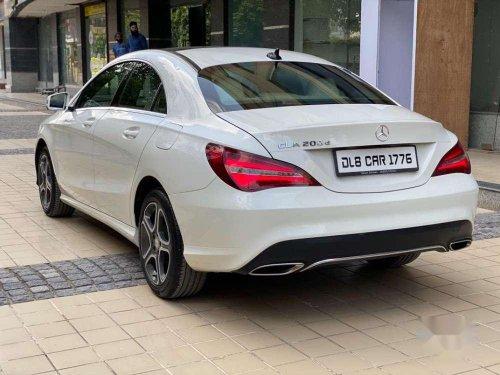 Mercedes-Benz CLA-Class 200 CDI Sport, 2017 AT in Ghaziabad