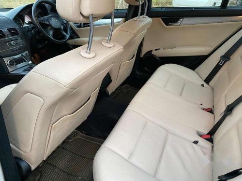 Used Mercedes Benz C-Class 2010 AT for sale in Chandigarh