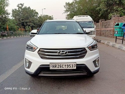 Used Hyundai Creta 2016 AT for sale in New Delhi
