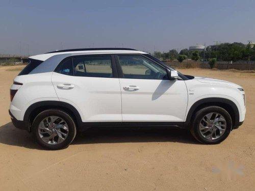 Used Hyundai Creta 2020 AT for sale in Ahmedabad