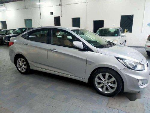 Used 2012 Hyundai Verna MT for sale in Panchkula