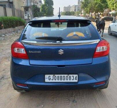 Used Maruti Suzuki Baleno Delta 2016 MT in Ahmedabad