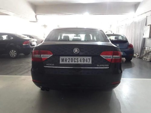 Used Skoda Superb 2014 AT for sale in Pune