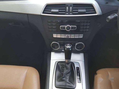 Used Mercedes Benz C-Class 220 2013 AT for sale in Ahmedabad