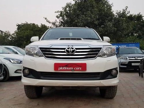 Used 2013 Toyota Fortuner 4x2 AT for sale in Ahmedabad