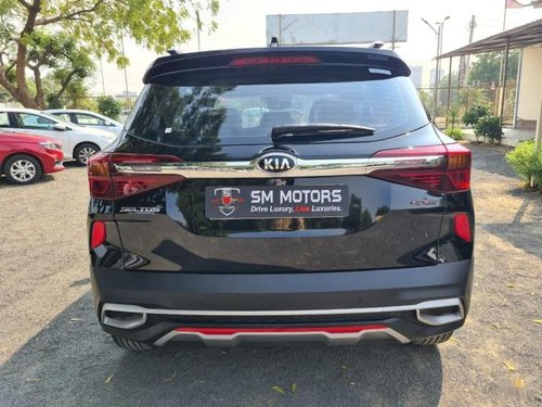 Used 2020 Kia Seltos GTX Plus AT for sale in Ahmedabad