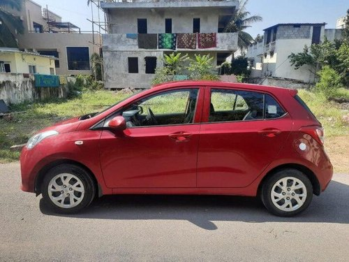 Used 2018 Hyundai Grand i10 MT for sale in Hyderabad