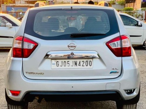Used Nissan Terrano XL 2015 MT for sale in Surat