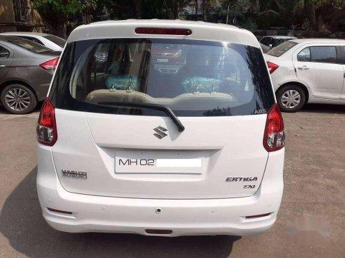 Used Maruti Suzuki Ertiga ZXI 2014 MT for sale in Thane
