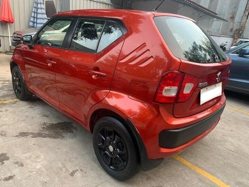 Used Maruti Suzuki Ignis 2018 MT for sale in Pune