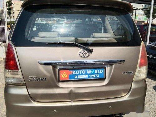 Toyota Innova 2.5 V 8 STR, 2010 MT for sale in Hyderabad