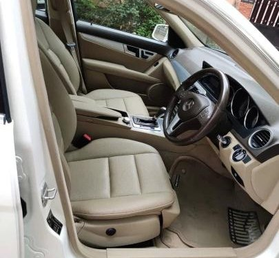 Used Mercedes Benz C-Class 2014 AT for sale in Bangalore