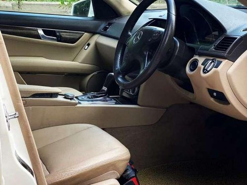 Used Mercedes-Benz C-Class 2010 AT for sale in Hyderabad
