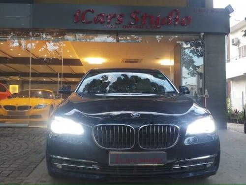 Used BMW 7 Series 2014 AT for sale in Bangalore