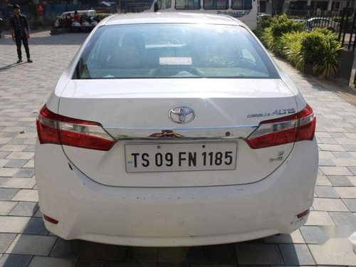 Used Toyota Corolla Altis 1.8 G 2016 MT for sale in Hyderabad