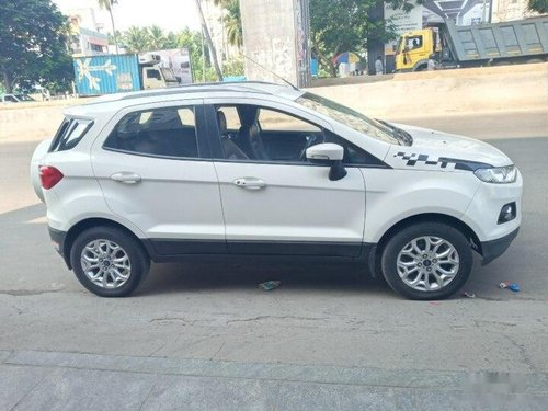 Ford EcoSport 1.5 Petrol Titanium 2015 MT for sale in Chennai-8
