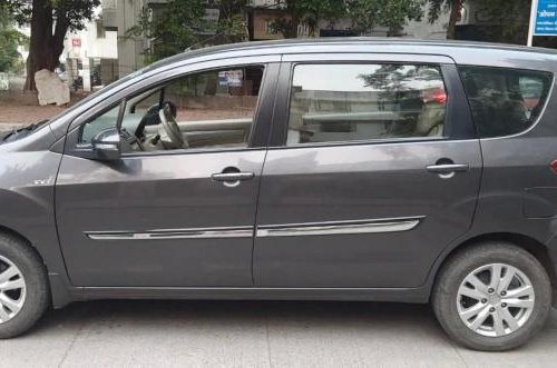 Used Maruti Suzuki Ertiga ZXI 2017 MT for sale in Pune